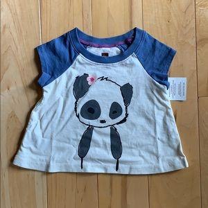 Tea Collection Panda shirt